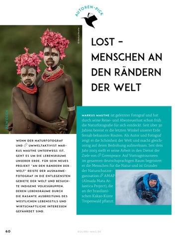 Page 60 of LOST - Menschen an den Rändern der Welt