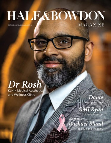 2d9148dbe Hale&Bowdon Magazine Oct & Nov 2018 by Salutions - issuu