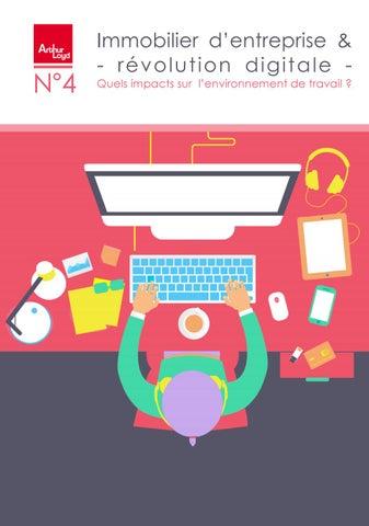 Arthur Loyd Livre Blanc L Immobilier D Entreprise Le
