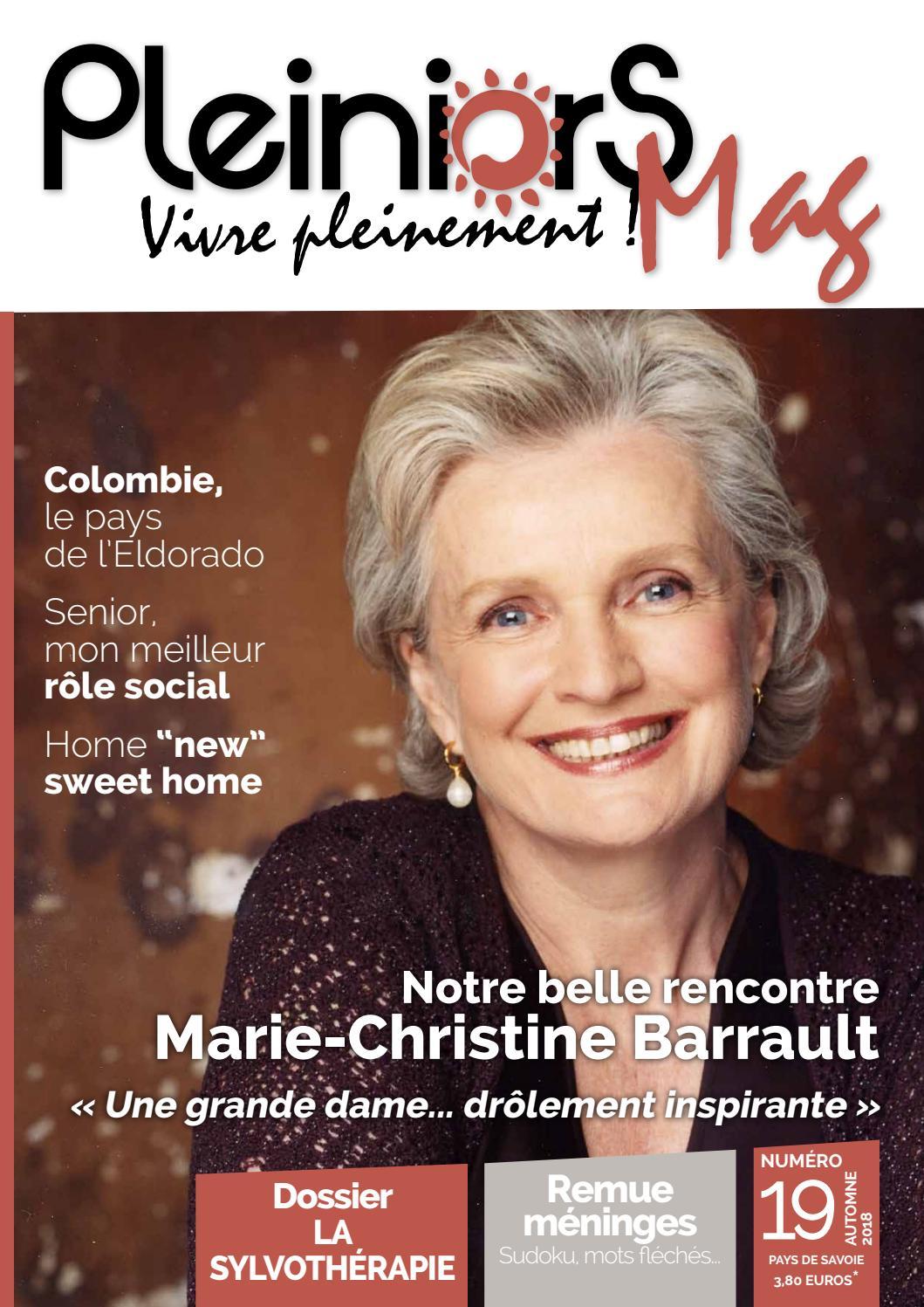 f74b000db862 Pleiniors Mag n°19 Vivre pleinement ! by Hélène Breden - issuu