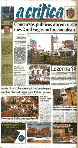 Jornal A Critica - Edição 1349- 23 09 2007 by JORNAL A CRITICA - issuu ac394abc92725