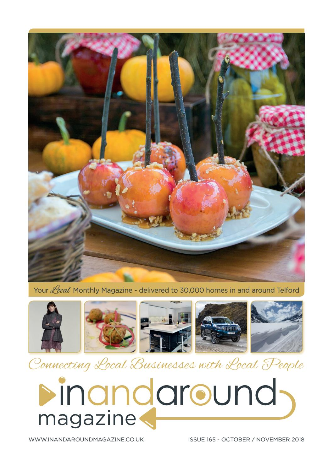 In And Around Oct18 By Magazine Issuu Southern Tier Fuse Box