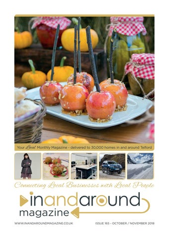 3a8ba6eced848 In and Around Oct18 by In and Around Magazine - issuu