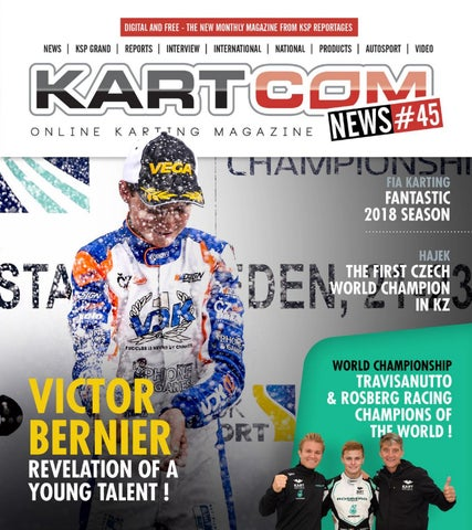 Kartcom News 45 English Version By Kartcom News Issuu