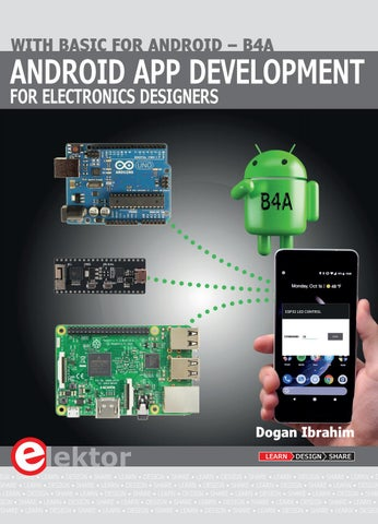 Android App Development for Electronics Designers by Elektor