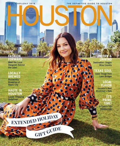 dc1bde71368e Houston Hotel Magazine Fall Holiday 2018 by Dallas Hotel Magazine ...