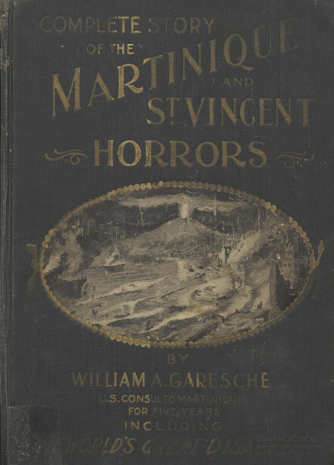 Vive Le Vent D Hiver Metal complete story of the martinique and st. vincent horrors