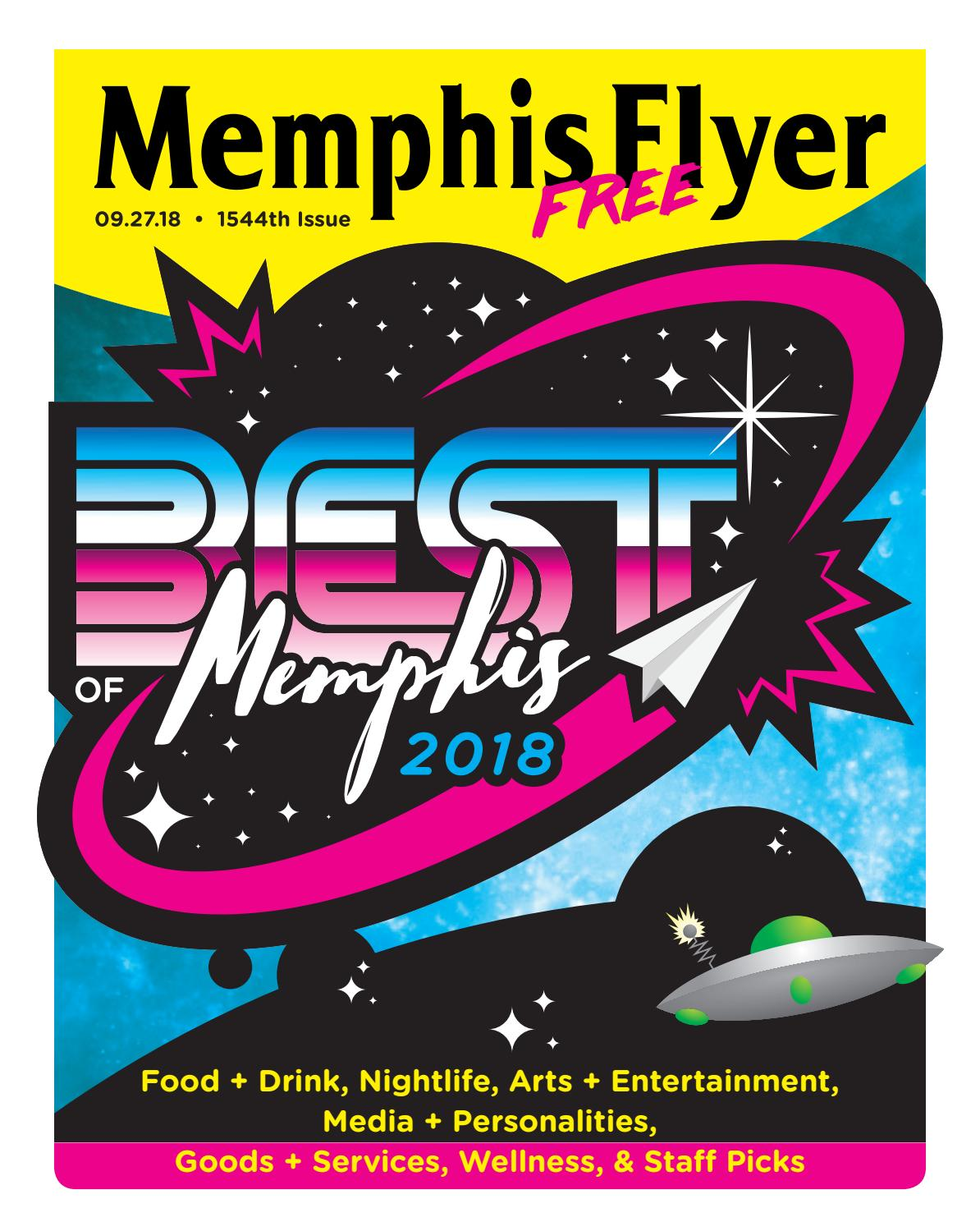 Memphis Flyer 9 27 18 by Contemporary Media - issuu