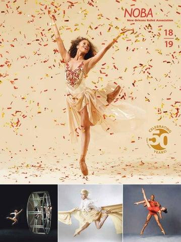e8ec4c3812e5 New Orleans Ballet Assocation Program 2018/2019 by Renaissance ...