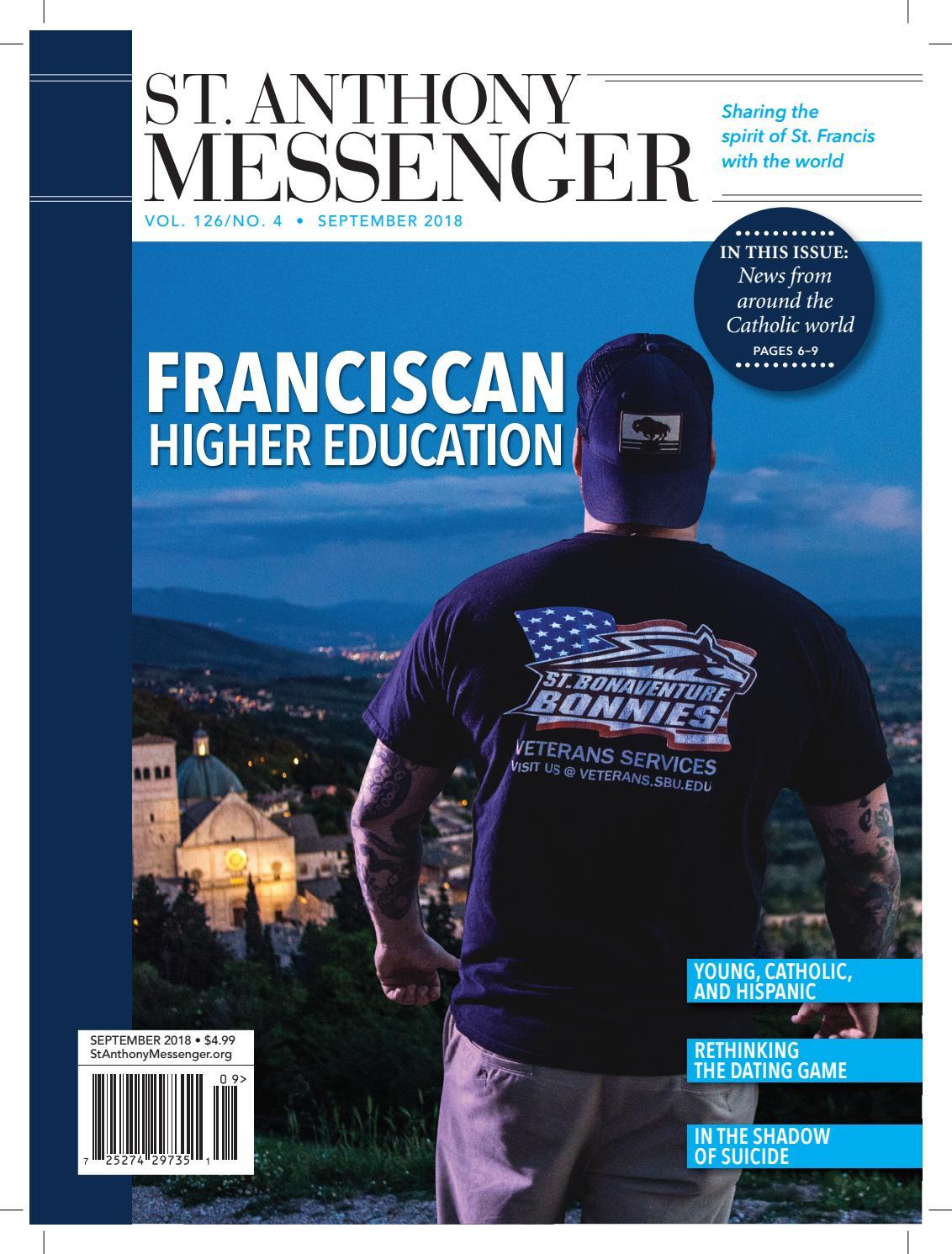 db9103eafa66 St. Anthony Messenger September 2018 by Franciscan Media - issuu
