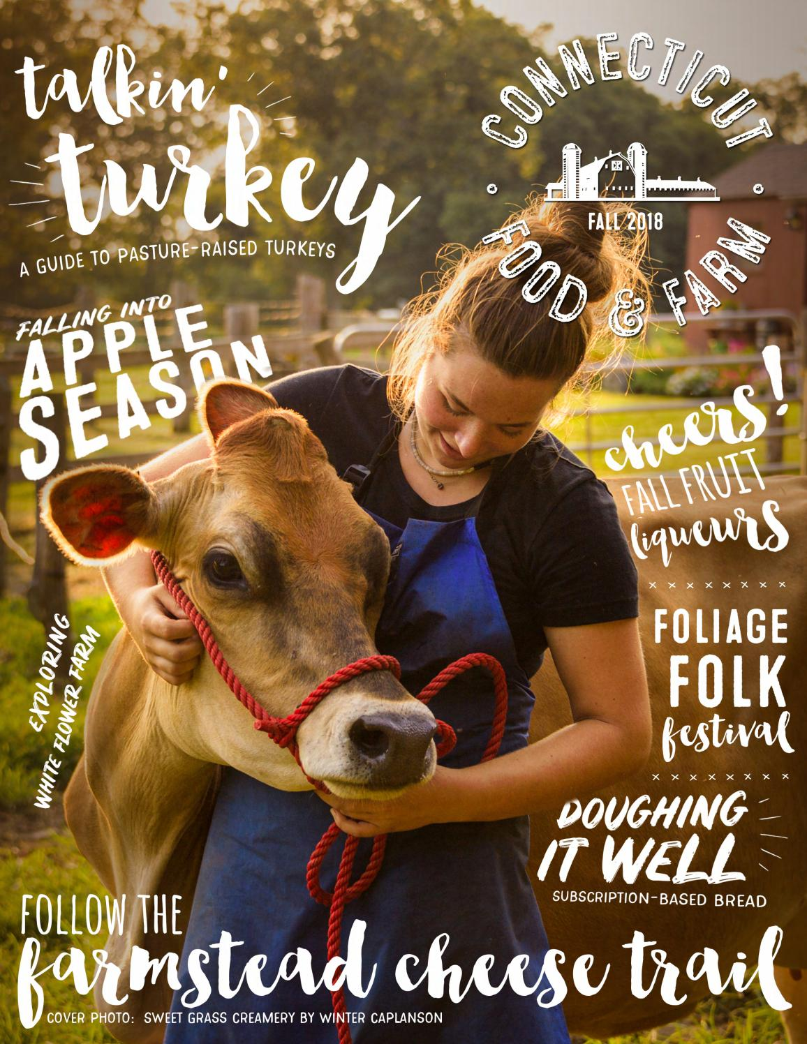 Connecticut Food & Farm Magazine, Fall 2018, Volume 14 by ...
