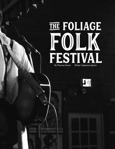 Page 37 of The Foliage Folk Festival