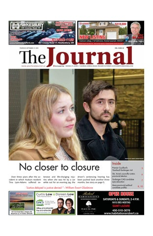 aef636b2 The Journal - Thursday, September 27th 2018 by Your Local Journal ...