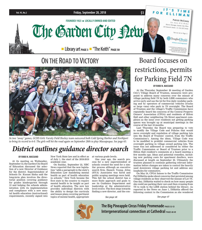 0c9e54d4 The Garden City News (9/28/18) by Litmor Publishing - issuu
