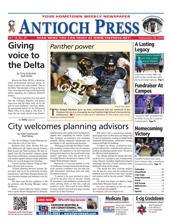 Antioch Press 09 28 18 by Brentwood Press & Publishing - issuu