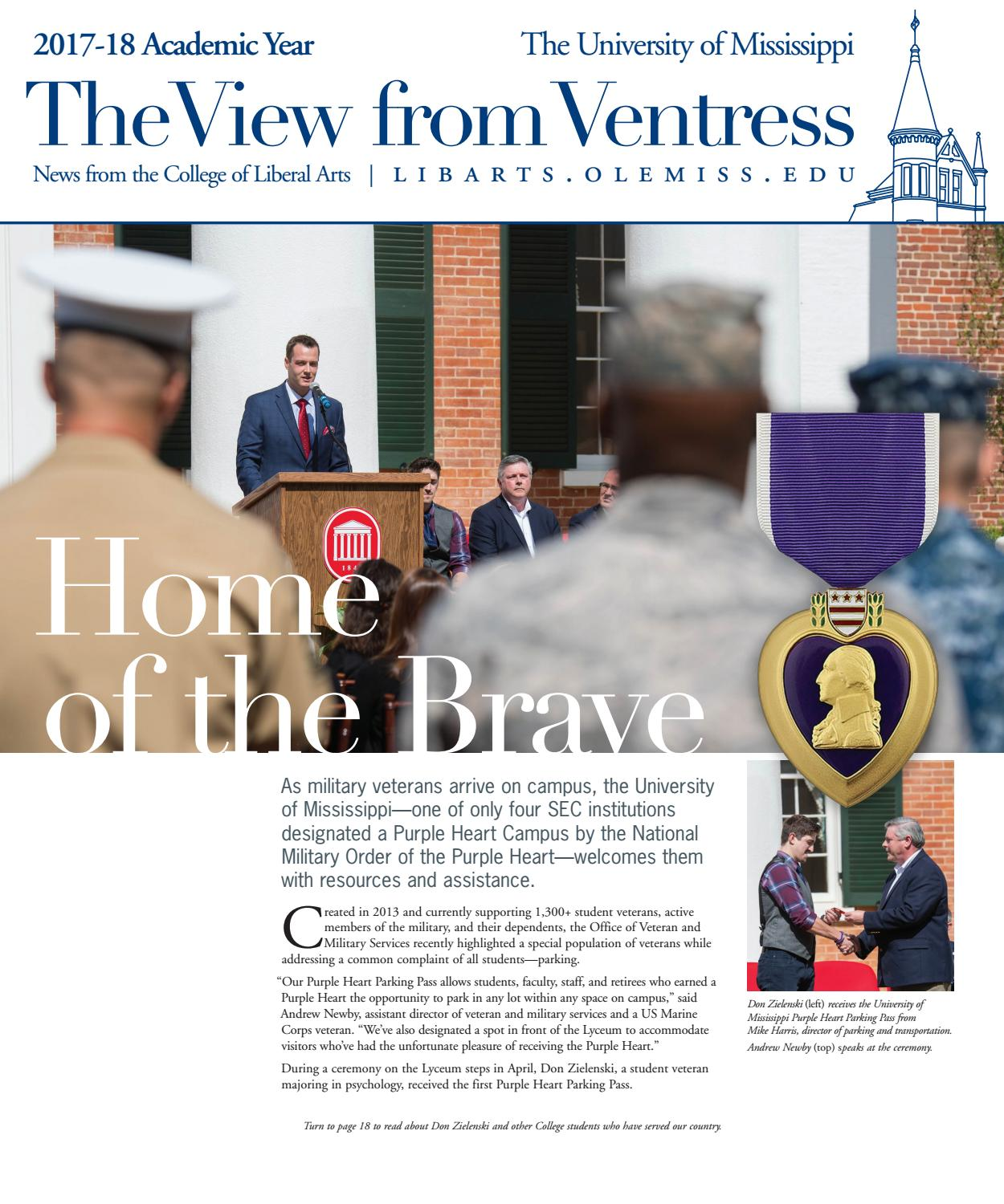 The View from Ventress 2017–18 by Elaine Abadie - issuu