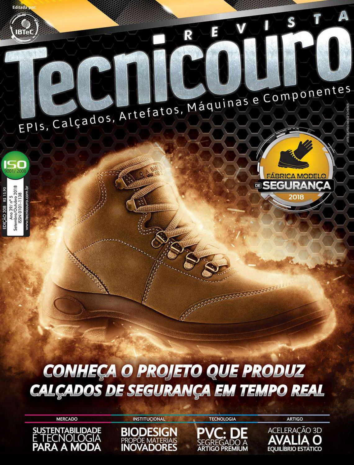 Revista Tecnicouro - Edição nº 308 by Marcela Chaves da Silva - issuu 90079d41971e4