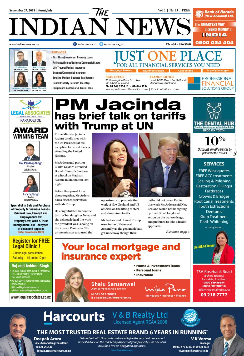 The Indian News - Vol1 Issue15 by The Indian News - issuu