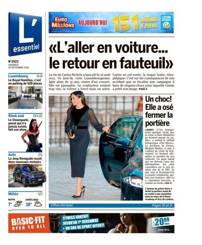 L'essentiel epaper 2018-09-28 by L'essentiel - issuu