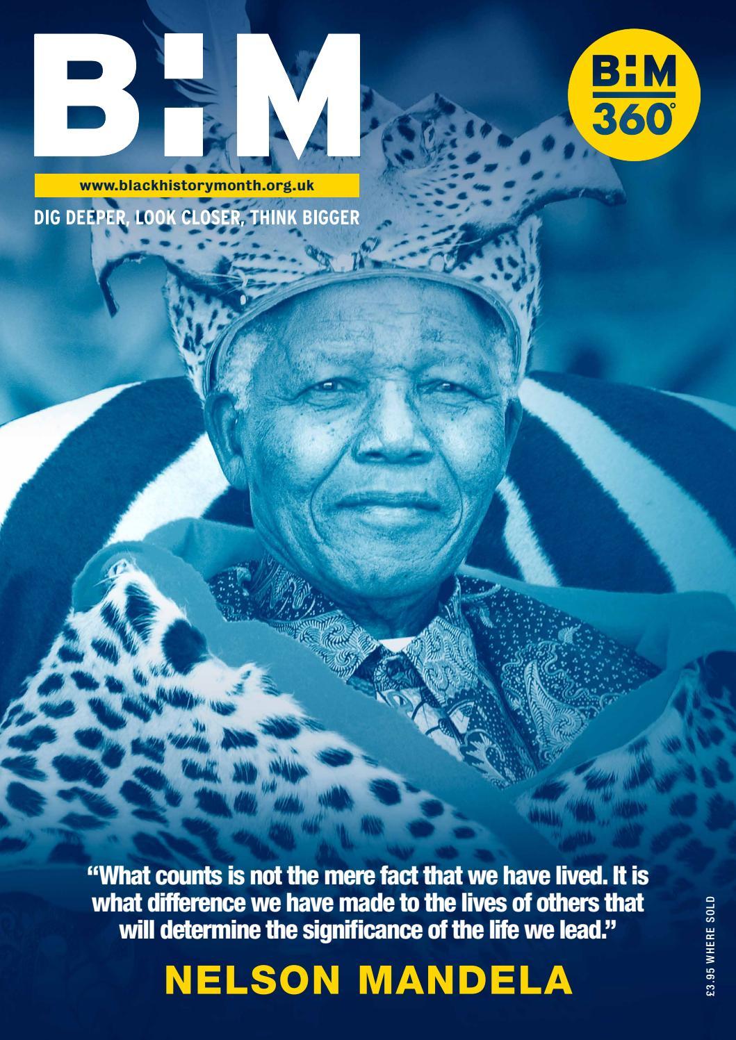 7dc1c51522cc4f Black History Month Magazine 2018 by Sugar Media and Marketing - issuu