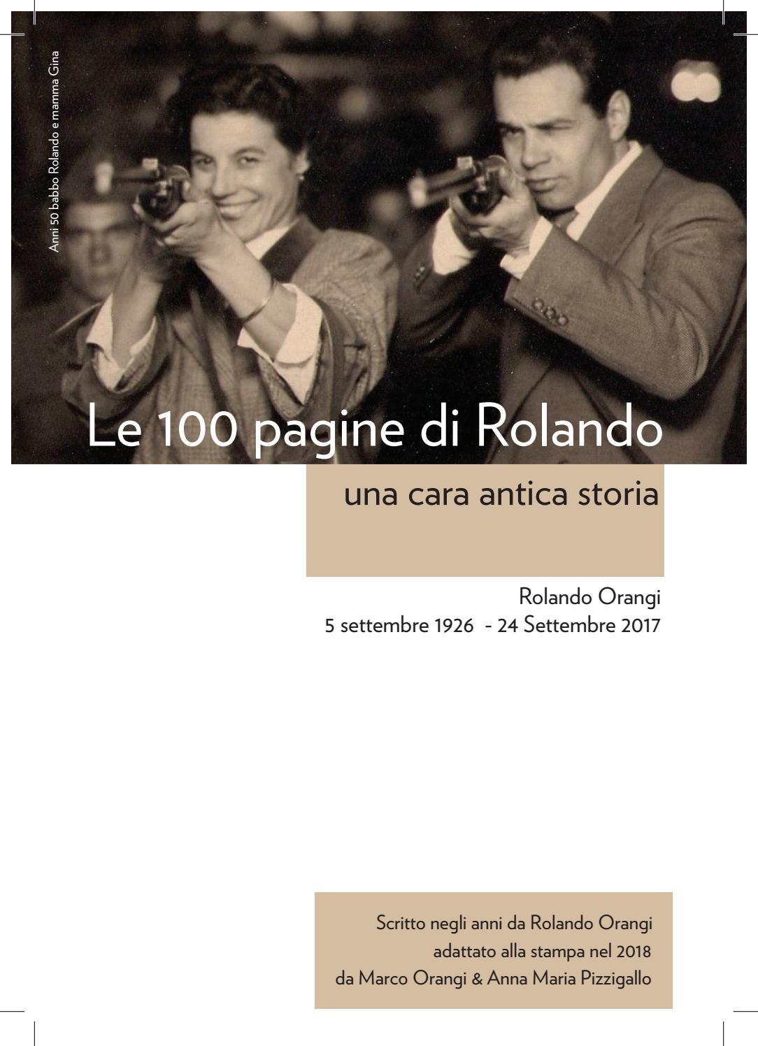 933a0401f6f2 Le 100 Pagine di Rolando by redazione - issuu