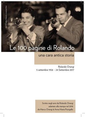 Anni 50 babbo Rolando e mamma Gina. Le 100 pagine di Rolando una ... b0939c95ee5