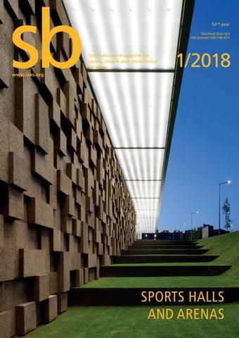 Sb 1 2018 Englisch By Iaks E V Issuu