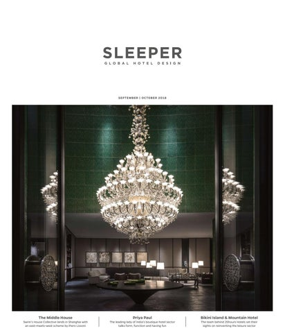 Sleeper SeptemberOctober 2018 Issue 80 by Mondiale Media