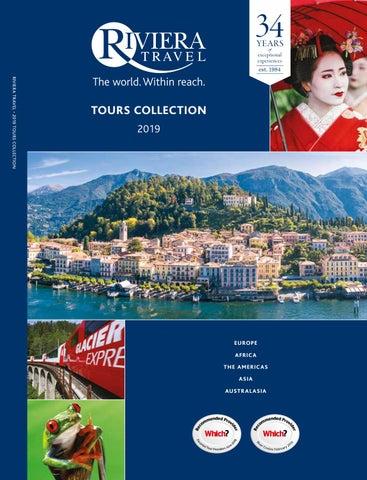Agents Riviera Travel Main Brochure by Riviera Travel - issuu 44b917b86d5c