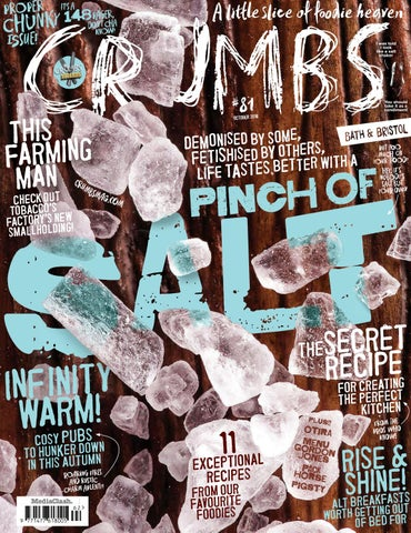 Crumbs Bath & Bristol - Issue 81