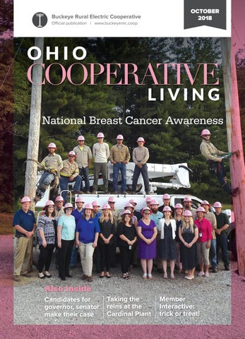 Ohio Cooperative Living October 2018 Buckeye By Ohio Cooperative Living Issuu