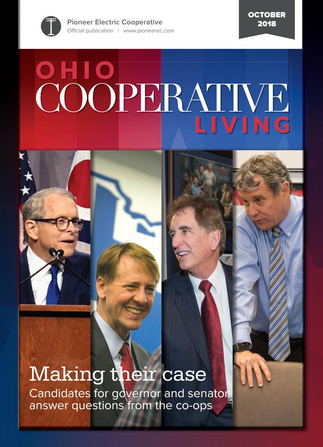 Ohio Cooperative Living - October 2018 - Pioneer