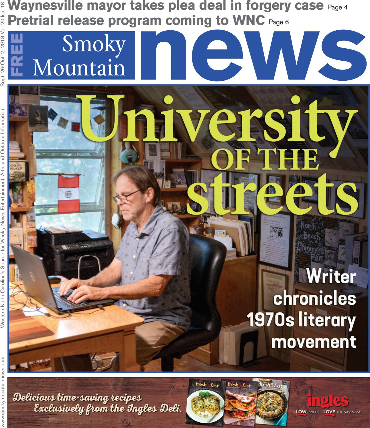 SMN 09 26 18 by Smoky Mountain News - issuu