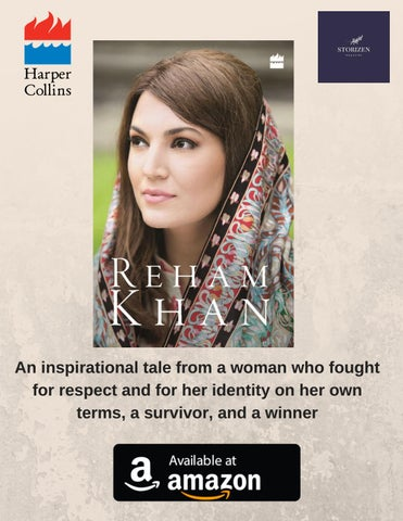 Page 23 of HarperCollins India Presents Reham Khan