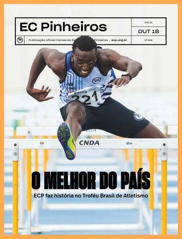 Revista nº 246 - Outubro de 2018 by Esporte Clube Pinheiros - issuu 1176cd6ddd362