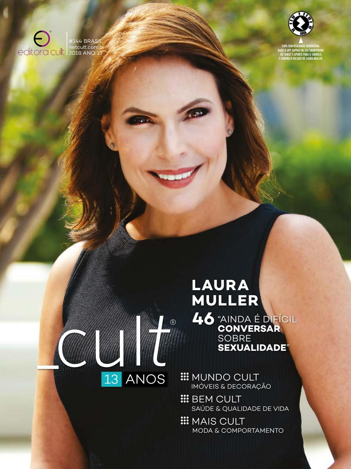 2189b029f825e Cult 144  Laura Muller by Revista Cult - issuu