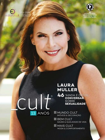 e745b14b5 Cult 144: Laura Muller by Revista Cult - issuu