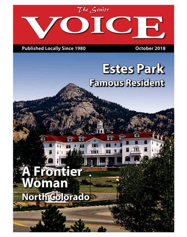 October 2018 by The Senior Voice - issuu