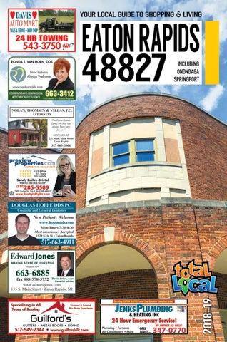 Total Local 2018-19 Eaton Rapids MI Community Resource Guide