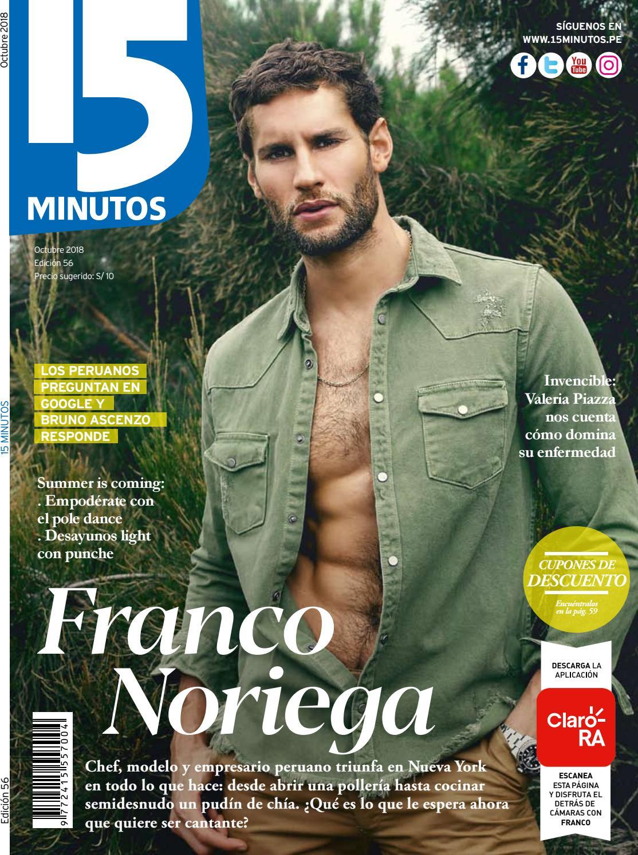 164c7d7cd Revista 15 Minutos edición Octubre 2018 by Revista 15 MINUTOS Perú - issuu