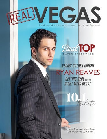 cc8a767146e Real Vegas Magazine | Real Top Lawyers - V1 by All Pro Media - issuu