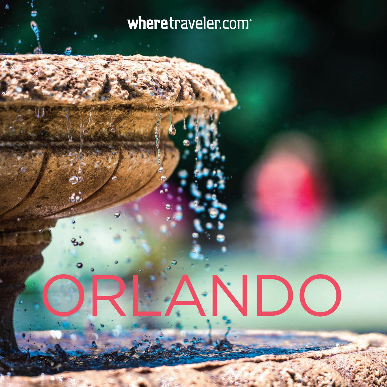 1a5f23d05154 Where Orlando GuestBook 2018-2019 by Morris Media Network - issuu