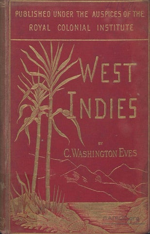 The West Indies By Bibliothque Numrique Manioc Scd Universit