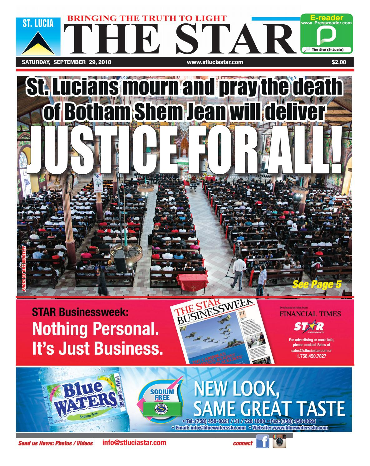 e6226cef2b The STAR Newspaper- Justice For All! by STAR Publishing - issuu