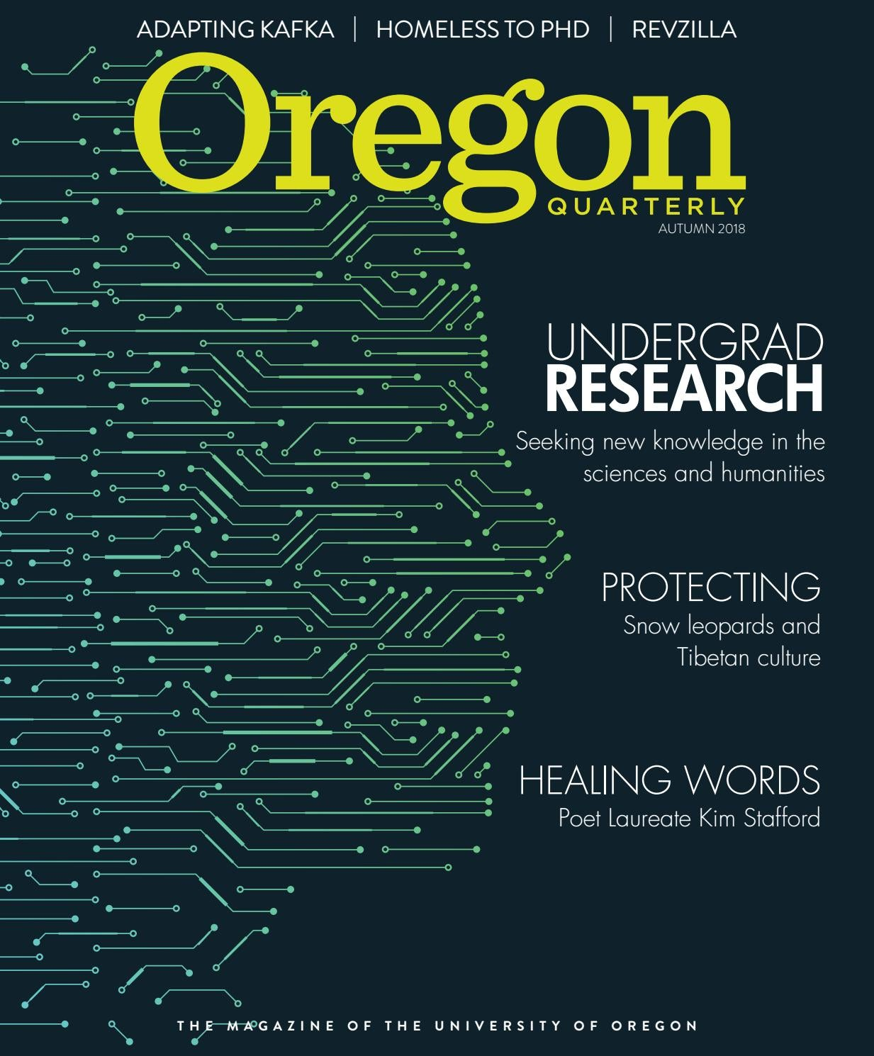 Oregon Quarterly Autumn 2018 By Uo Issuu Optointerruptcircuit Images Optointerruptercircuitschemjpg