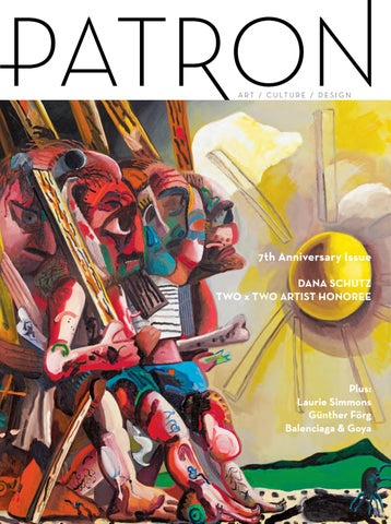 Patrons 7th Anniversary Issue By Patron Magazine Issuu