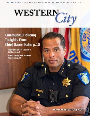 6de1e3b55cf Western City October 2018 by Western City Magazine - issuu