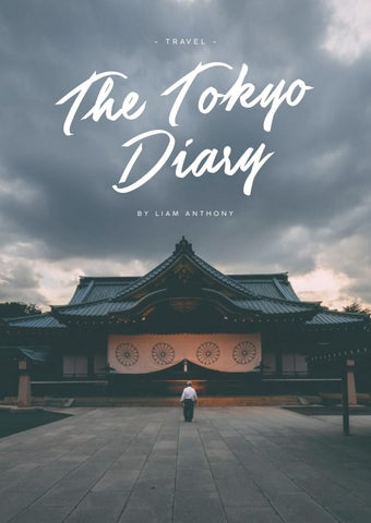 Page 71 of Liam Anthony: The Tokyo Diary