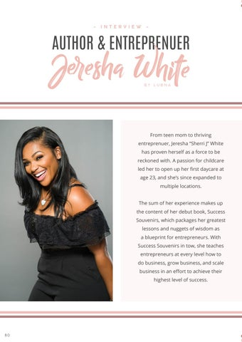 Page 82 of Interview: Jeresha White