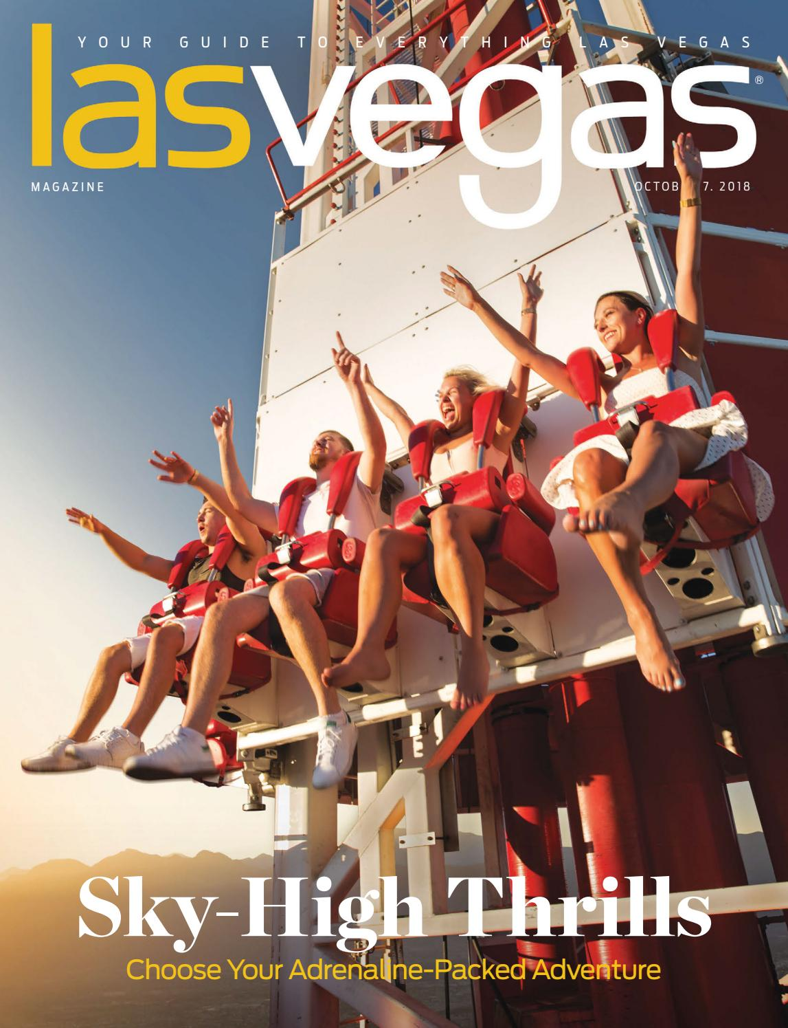 2018-10-07 - Las Vegas Magazine by Greenspun Media Group - issuu
